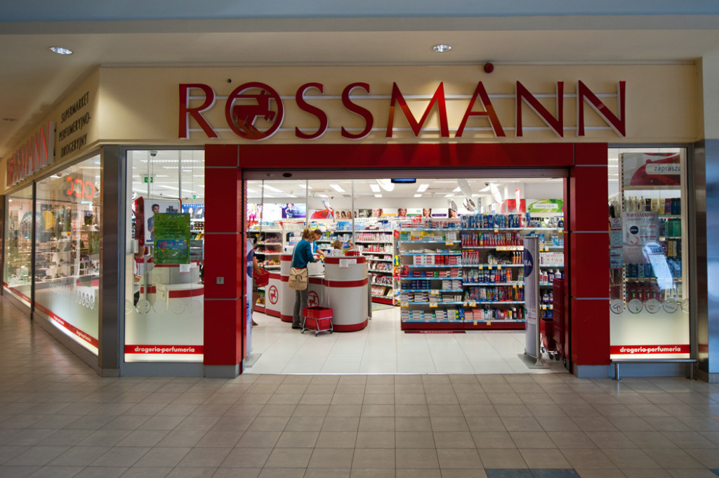 Rossmann Centrum Handlowe Echo Pabianice